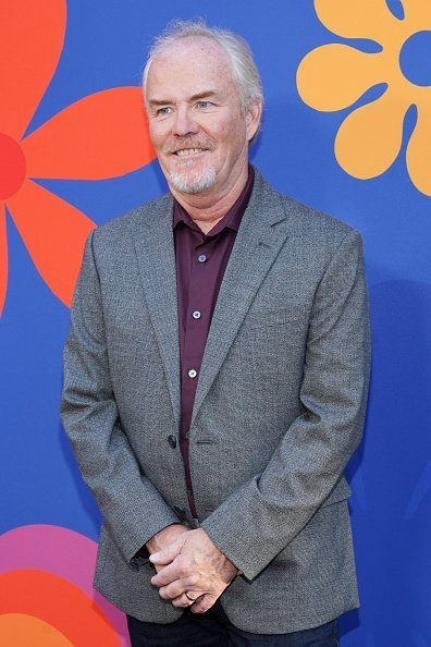 """Mike Lookinland attends the premiere of HGTV's """"A Very Brady Renovation"""" at The Garland Hotel on September 05, 2019 