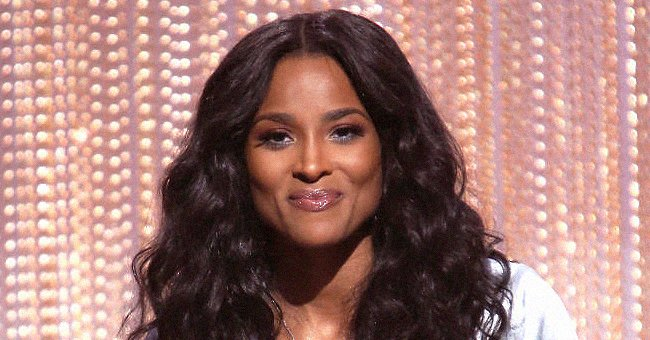 Ciara's Son Future, 6, Flashes Cute Facial Expression While Holding a Box on St Patrick's Day