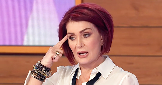 Sharon Osbourne Breaks down as She Speaks about Her 'Heartbreaking' Suicide Attempt (Video)