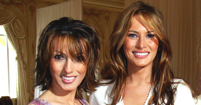 Melania Trump's Sister Ines Shares Throwback Photo of Their Mother Amalija