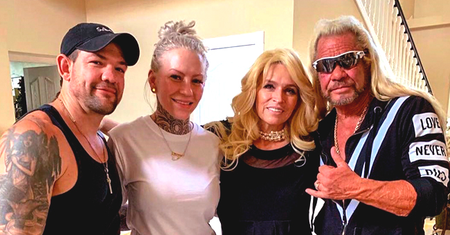 Beth Chapman's Daughter-In-Law Jamie Pilar Reveals First and Last Mother's Day Card from Mrs Dog