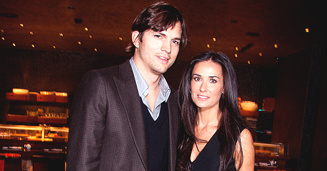 'GI Jane' Star Demi Moore Discusses Aftermath of Breakup with Ex-Husband Ashton Kutcher