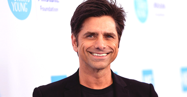 'Full House' Star John Stamos Bids Farewell to Summer in Adorable New Photo with Son Billy