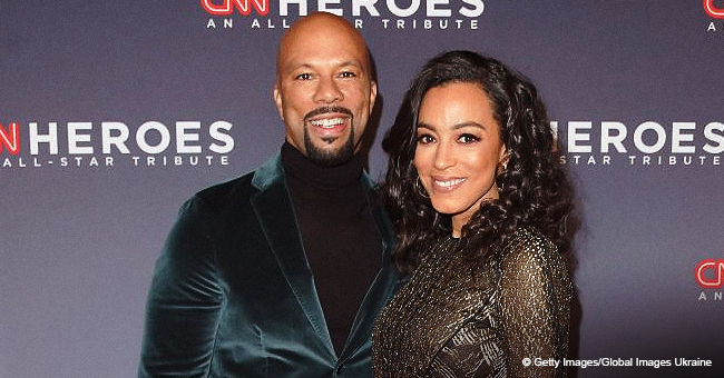Common & Angela Rye May Be Back on after Seen Together at T.D. Jakes' Church