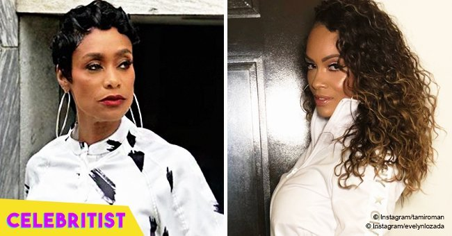 Tami Roman drags Evelyn Lozada over alleged fake domestic violence incident with Chad Johnson