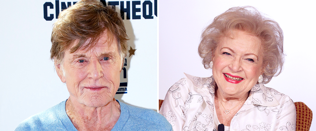 Betty White's Longtime Crush Robert Redford Once Wrote Her a Poem but They've Never Met