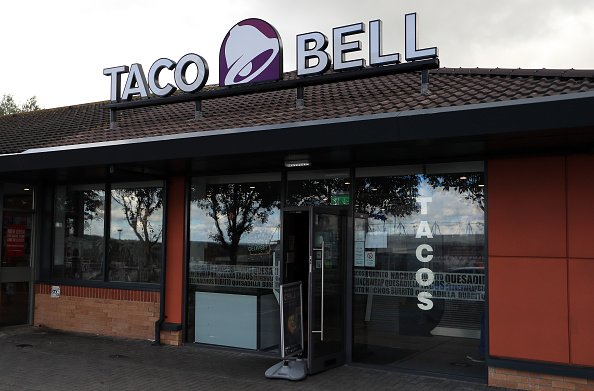 Taco Bell-Filiale | Quelle: Getty Images
