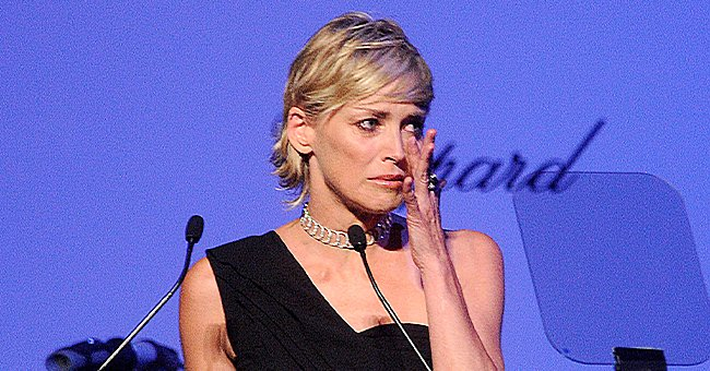 Sharon Stone in Antibes, France on May 21, 2009 | Photo: Getty Images