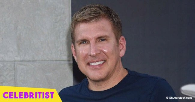 Todd Chrisley shares video of biracial granddaughter having fun in pool with her aunt's boyfriend