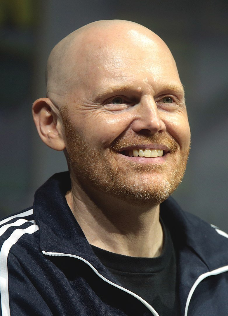 Bill Burr speaking at the 2018 San Diego Comic-Con International in San Diego, California. | Photo: Wikimedia Commons Images