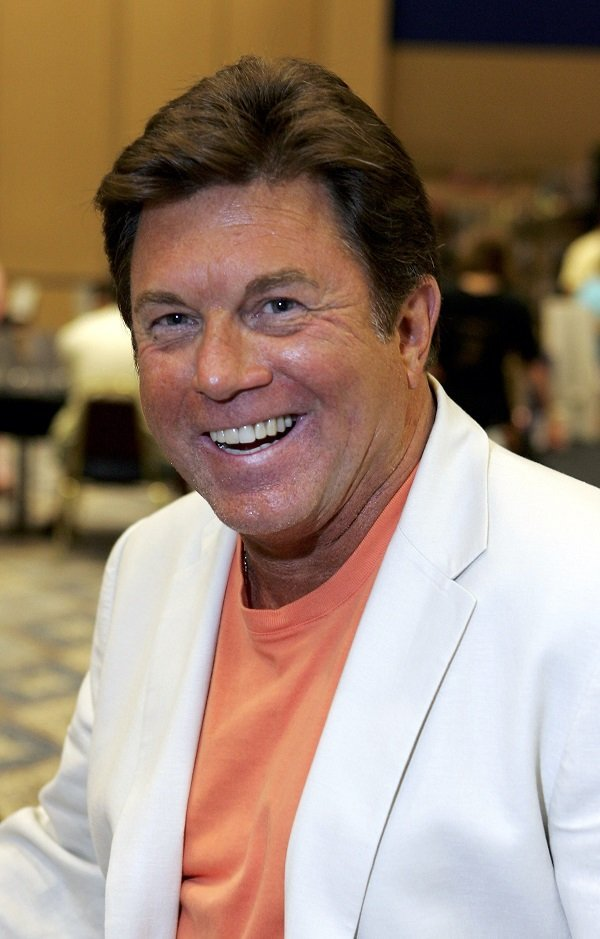 Larry Manetti at the Las Vegas Hilton August 11, 2005 in Las Vegas, Nevada   Source: Getty Images