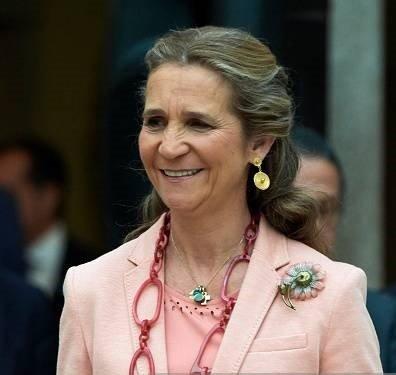 Infanta Elena. Fuente    Getty Images