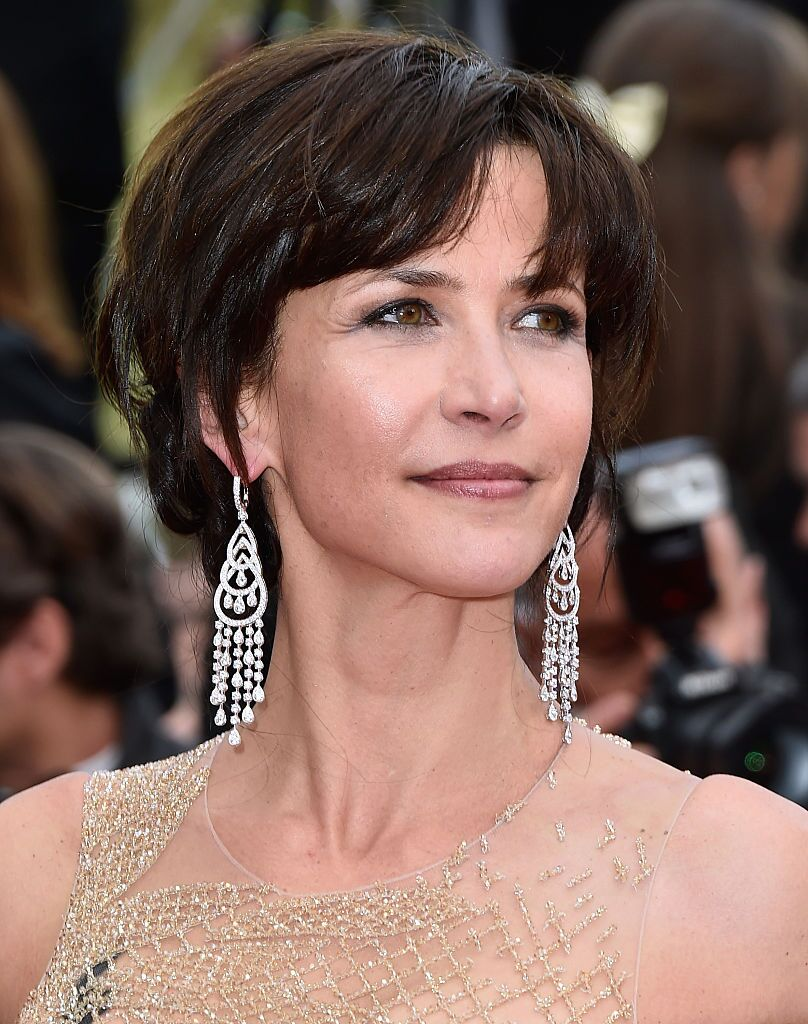 Membre du jury Sophie Marceau lors de la 68e édition du Festival de Cannes le 24 mai 2015 à Cannes, France. | Photo : Getty Images