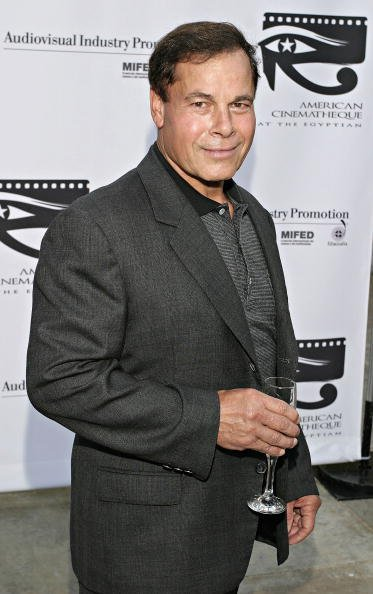 """former Mr. Olympia and Mr. Universe, Franco Columbu attends """"Cinema Italian Style: New Films From Italy"""" on June 4, 2004 