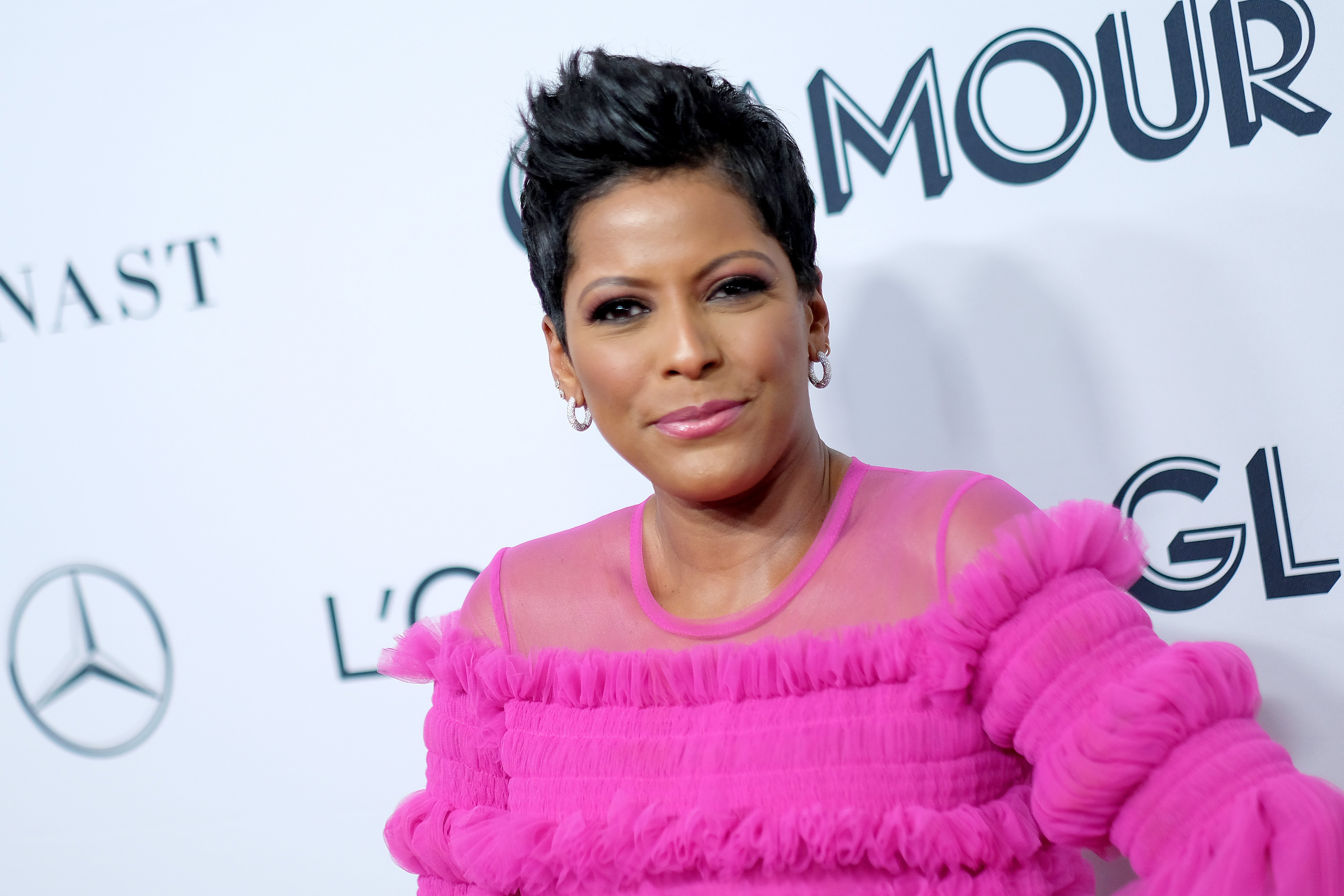 Tamron Hall at the Glamour Women Of The Year Awards in November 2019. | Photo: GettyImages