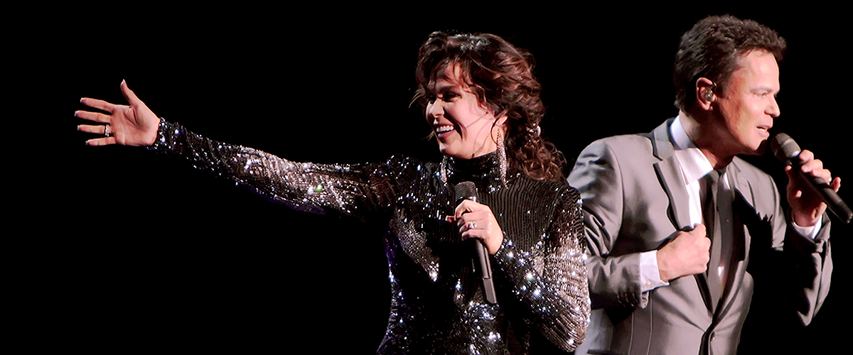 Donny and Marie Osmond's Fans Shower Them with Praise for Receiving a Plaque on the Las Vegas Walk of Stars