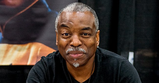 'Roots' Actor Levar Burton's Beautiful Daughter Mica Smiles as She Shows Her Collarbone in a Pic