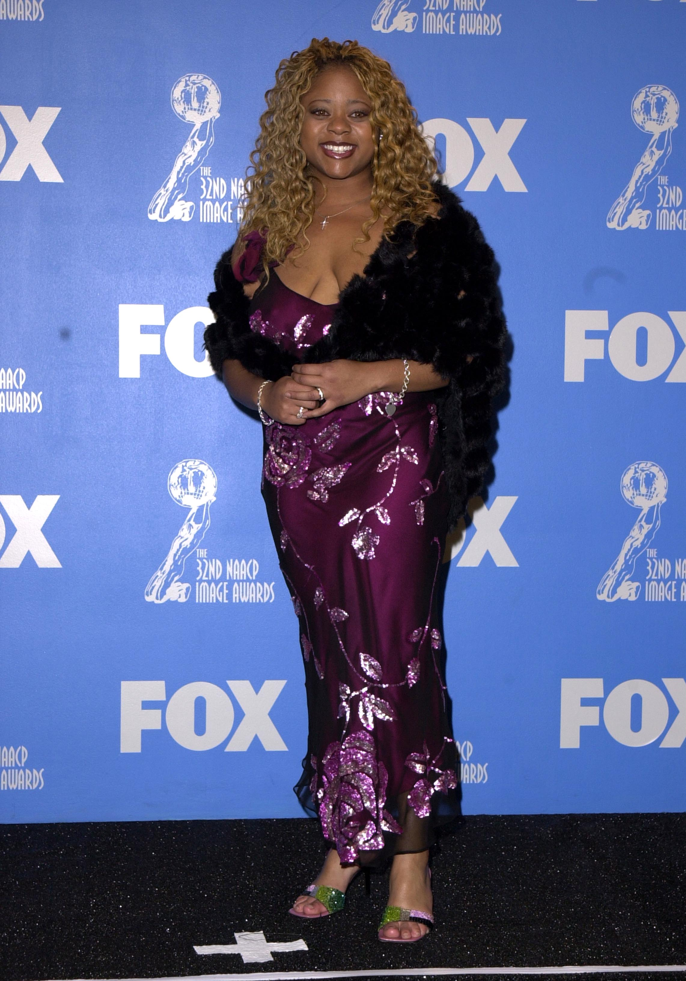 Countess Vaughn at the 32nd Annual NAACP Image Awards -Music, 2001  | Photo: GettyImages