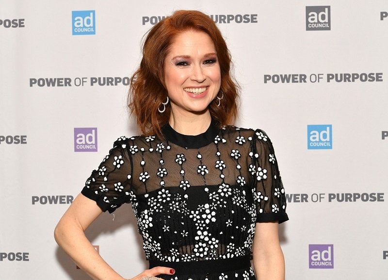 Ellie Kemper on December 05, 2019 in New York City | Photo: Getty Images