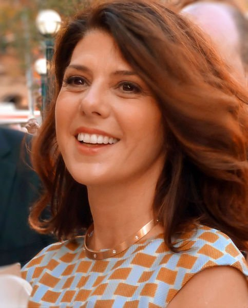 """Marisa Tomei at the premiere of """"Inescapable."""" 