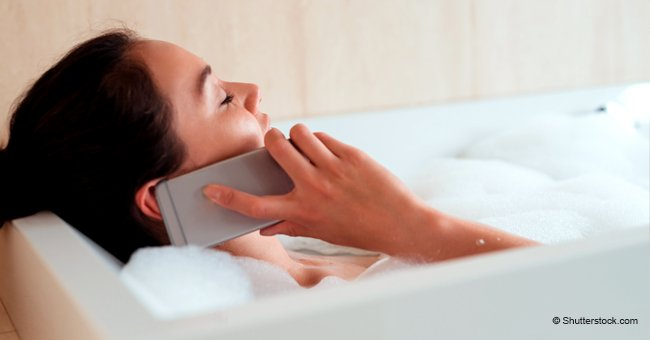 Teenage Girl Electrocuted after Dropping Her Charging Mobile Phone into the Bath