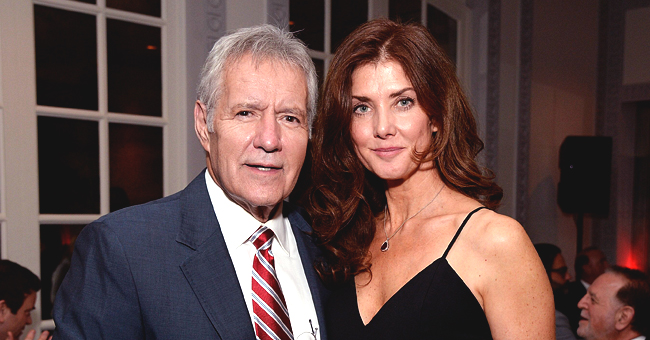 Alex Trebek Credits Wife of 29 Years with Being His Rock Amid Cancer Battle