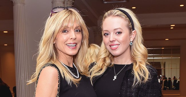 Donald Trump's Ex-Wife Marla Maples Shares Sweet Throwback Photos with Their Only Child Tiffany