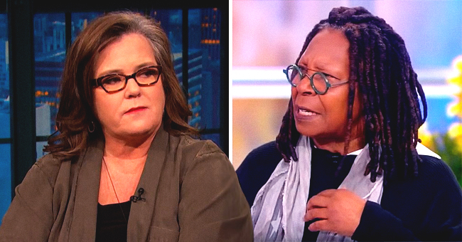 Rosie O'Donnell Reveals Whoopi Goldberg's Aversion to Her on 'The View' Was Really Painful