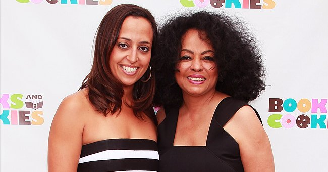 Diana Ross' Daughter Chudney Opens up about Breastfeeding and Her Experience with Her Daughters