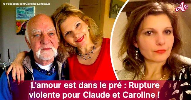 Une rupture violente pour Claude et Caroline (L'amour est dans le pré): elle explique ce qui s'est passé