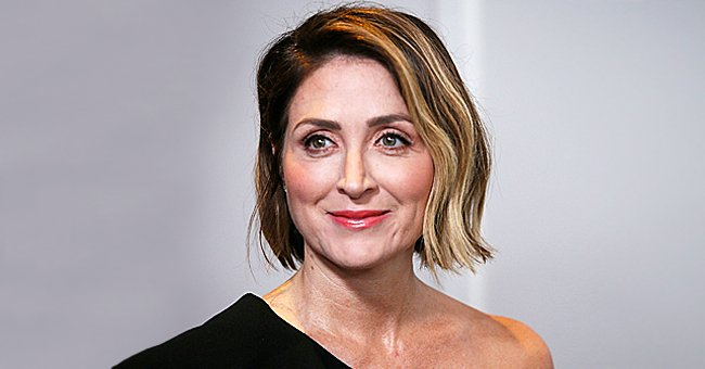 Fans Love 'Rizzoli and Isles' Star Sasha Alexander's Great Vibe as She & Her Son Dance Out 2020
