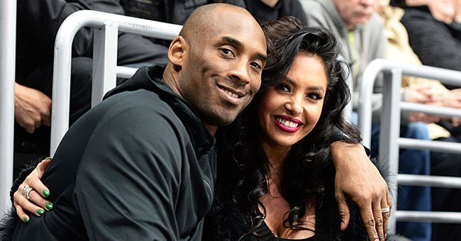 Vanessa and Kobe Bryant's Daughter Bianka Kisses Her Baby Sister Capri in a Cute Photo