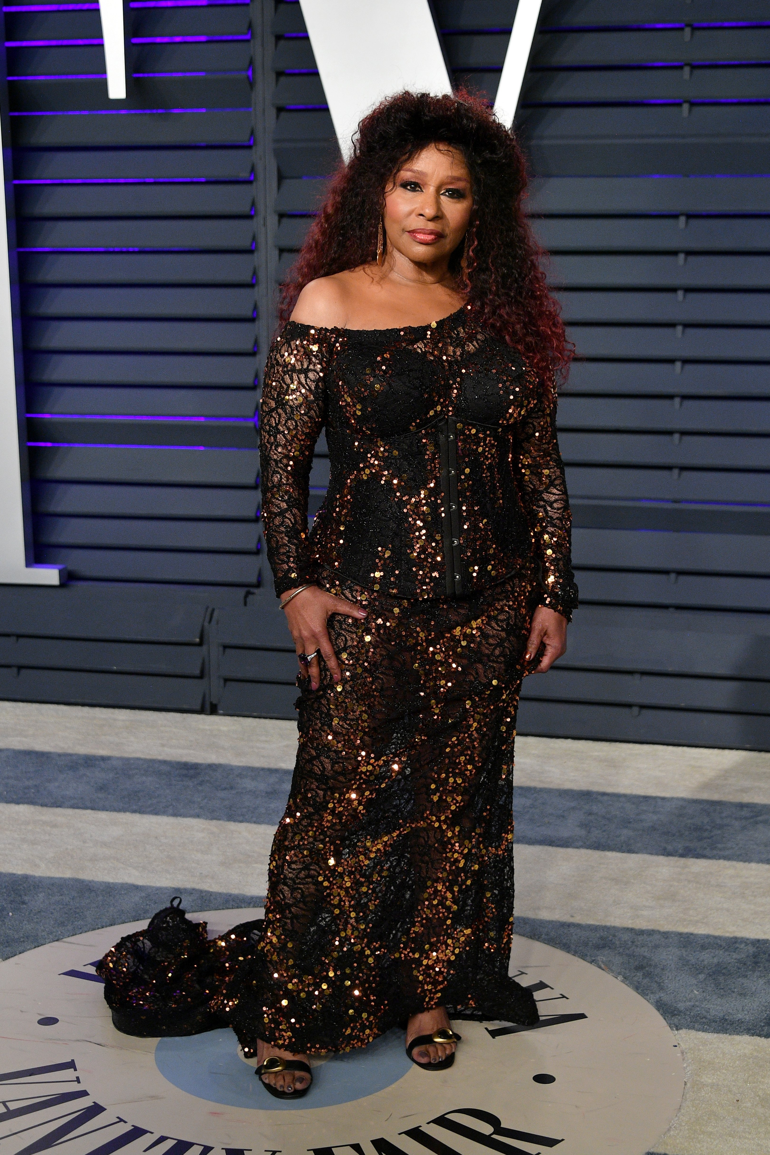 Chaka Khan attends the 2019 Vanity Fair Oscar Party at Wallis Annenberg Center for the Performing Arts on February 24, 2019  | Photo: GettyImages