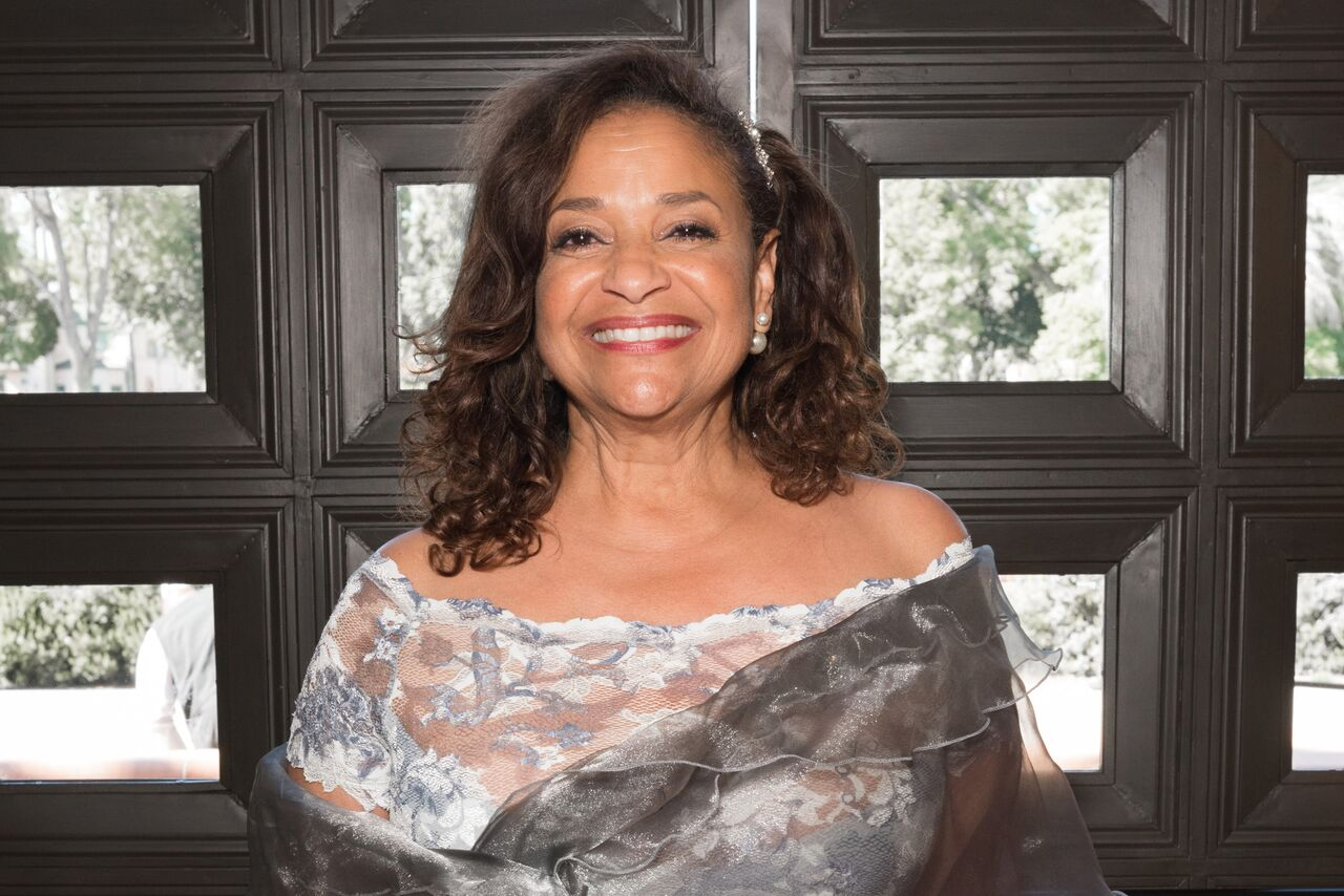 "Debbie Allen at the Red Carpet of ""Turn Me Loose"" at Wallis Annenberg Center for the Performing Arts on October 15, 2017. 