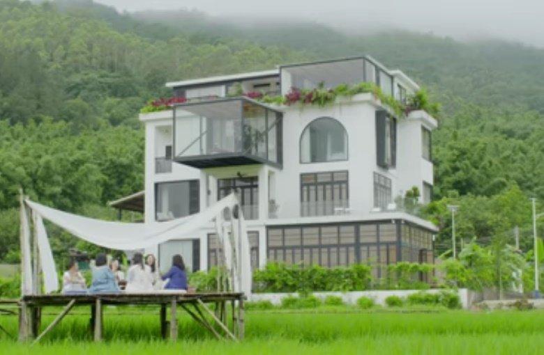 Siete amigas de China pactaron jubilarse a los 60 y vivir juntas en esta propiedad. | Foto: Youtube.com/一条