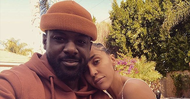 'House of Payne' Star Lance Gross & His Wife Mark Spouse Day Relaxing in Their Lavish Backyard
