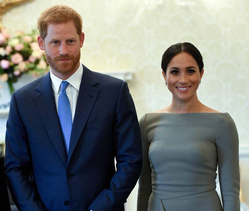 Meghan & Harry. Image Credit: Getty Images