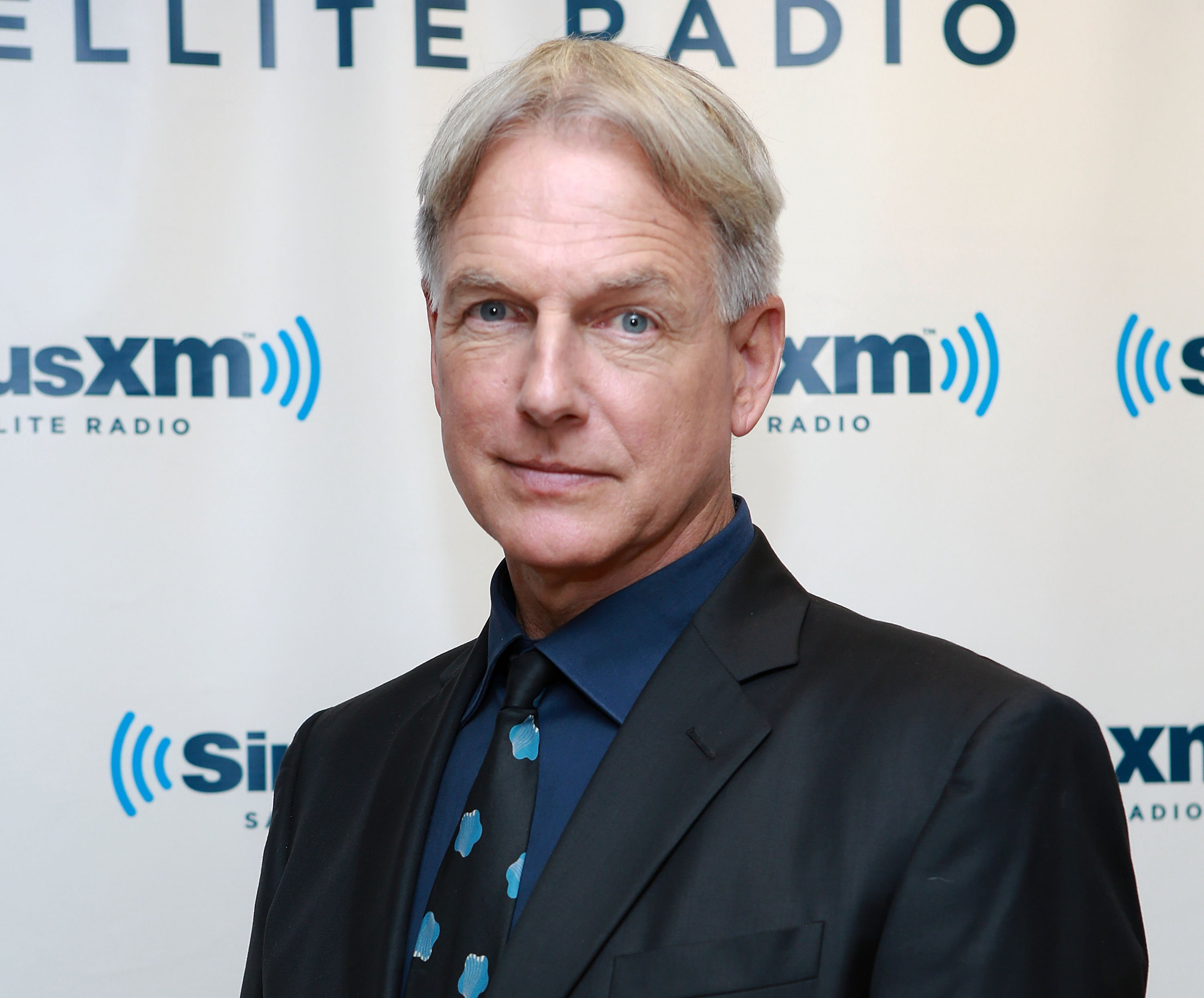 Mark Harmon visits at SiriusXM Studios on May 14, 2013 in New York City. | Source: Getty Images.