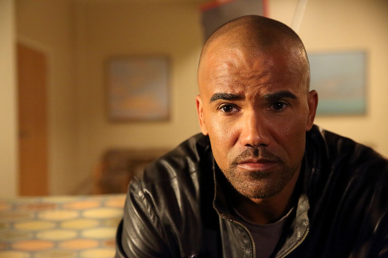 """Shemar Moore on ABC Studio's """"Criminal Minds"""" - Season Eleven. 
