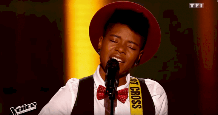Source: YouTube/The Voice: la plus belle voix