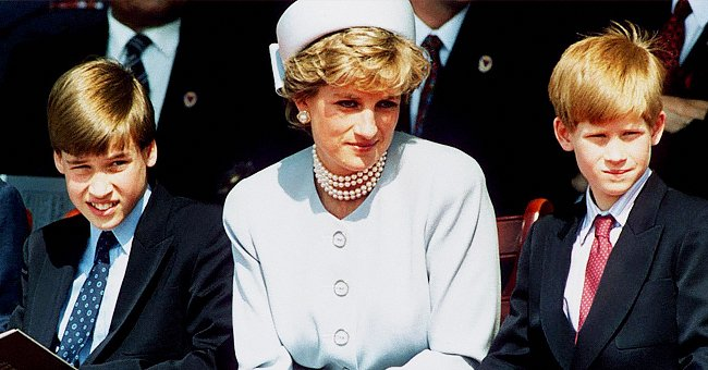 People: Princess Diana Loved Her Boys and Would Only Want Their Happiness