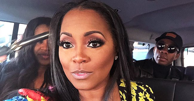 Keshia Knight Pulliam Shares Photo of Herself in Her Kitchen about to Cook Dinner Amid COVID-19 Pandemic
