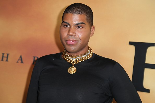 "EJ Johnson attends Premiere Of Focus Features' ""Harriet"" at The Orpheum Theatre in Los Angeles, California. 