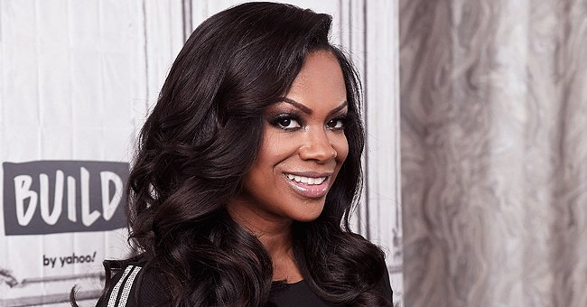 Check Out Kandi Burruss' Daughter Riley's Hair Streaks in Beautiful New Photos Shared on Instagram