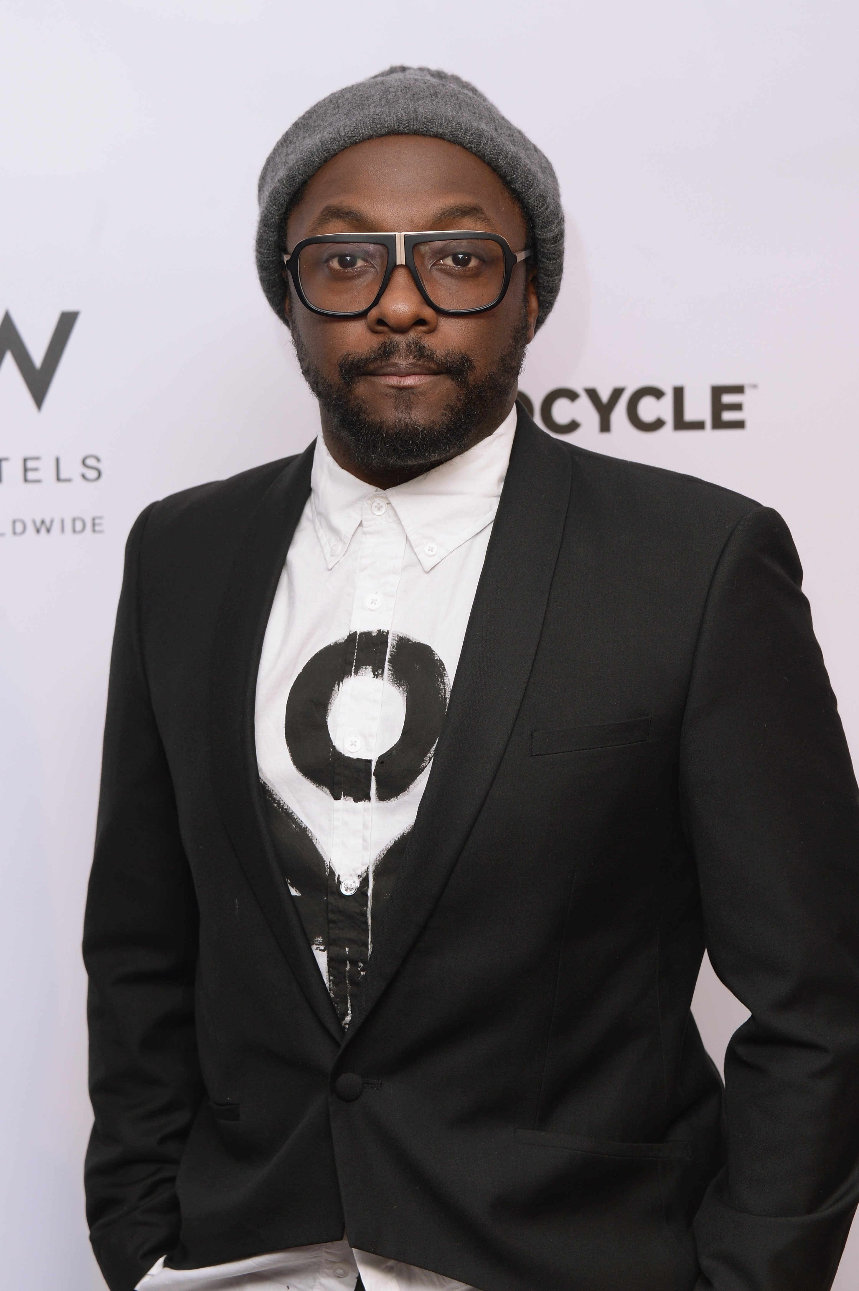 Will.i.am at W New York Launch Event on April 13, 2015 in New York City | Photo: Getty Images