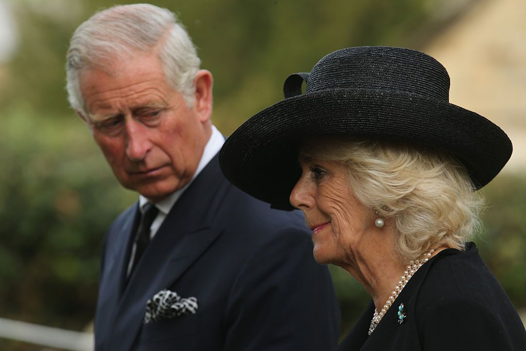 Prince Charles of Wales and his wife Camila l Image: Getty Images