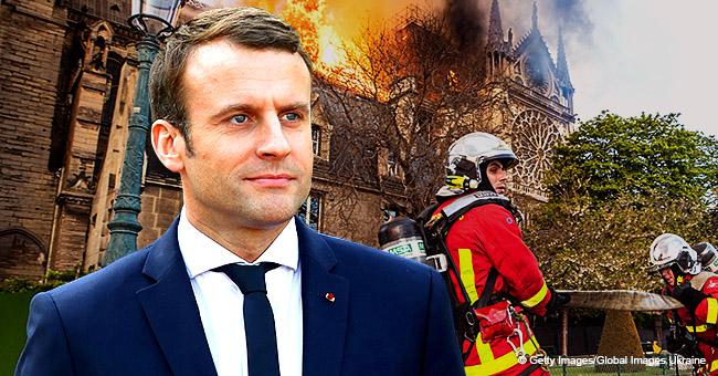 Notre-Dame : Emmanuel Macron récompensera les pompiers de Paris d'une belle façon