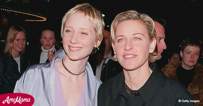 Anne Heche Opens up about Relationship with Ex Ellen DeGeneres – See What She Had to Say
