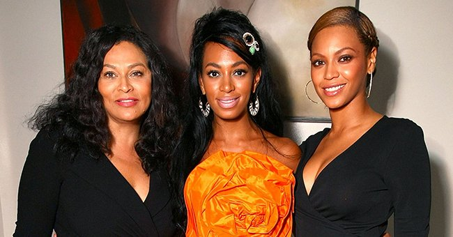 Tina Lawson Posts Unseen Footage of Beyoncé Singing with Solange & Kelly Rowland — Fans Love It