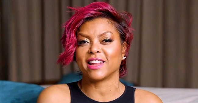 'Empire' Star Taraji P Henson Posts Her High School Senior Pic — Does She Look the Same Today?